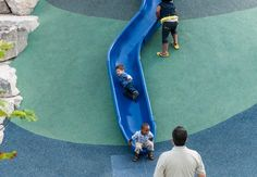 Chicago: Edwin C. Berry Playground, Burnham Park - NuToys Leisure Products