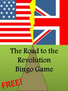 This is a FREE Bingo review game that covers topics related to the causes of the American Revolution. Answer key and customizable bingo board are included! #free #socialstudies #freebie