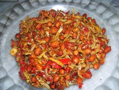 Resep Membuat Sambal Goreng Teri Kacang Enak