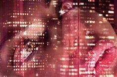 David Drebin, Facing the City 2014, Digital C Print
