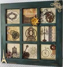 Resultado de imagen para pinterest decoracion de mdf Decoupage Box, Decoupage Vintage, Vintage Crafts, Deco Podge, Diy And Crafts, Arts And Crafts, Sewing Room Decor, Wooden Cutouts, General Crafts