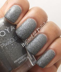 Zoya Nail Polish in London via Refined & Polished