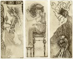 Image result for iona tarot