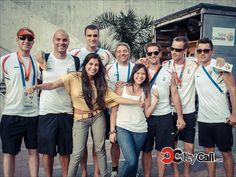 De tour por los los Juegos Mundiales Cali 2013