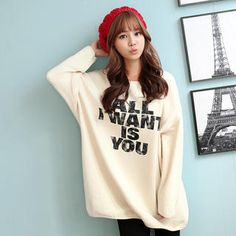 Buy 'CLICK – Brushed-Fleece Sweater Dress' with Free International Shipping at YesStyle.com. Browse and shop for thousands of Asian fashion items from South Korea and more!