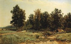 allart.biz up photos album S-T-U Ivan%20Ivanovich%20Shishkin at_the_edge_of_an_oak_forest_1882.jpg