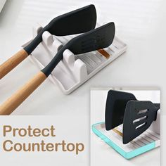 It is a smart kitchen help? It helps you keep your kitchen organized and clean during cooking. Place your dirty kitchen tools in the holes to prevent them from Cooking Utensil Holder, Kitchen Utensil Holder, Kitchen Rack, Cooking Utensils, Cooking Tools, Kitchen Utensils, Kitchen Tools, Dirty Kitchen, Smart Kitchen