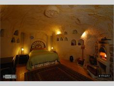 Elkep Evi Cave hotel in Turkey from UHOTW.com