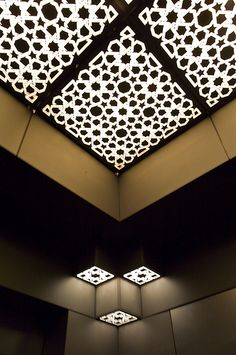 Museum of Islamic Art I.M.Pei.........beautiful ceiling!!