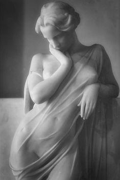 https://flic.kr/p/yr1YFv   La meditazione (detail)   Post 1910 Luigi Secchi Cremona 1853 - Novara 1921 Marble Galleria d'Arte Moderna, Milan