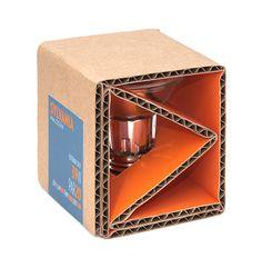 Sylvania Halogen Light Bulb Packaging Concept