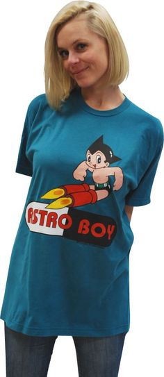 "ASTRO BOY ""KICK"" T-SHIRT"