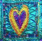 Artsonia Art Exhibit :: MEXICAN TIN HEARTS