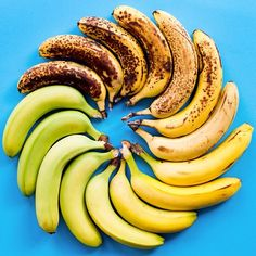 Ciclo de vida de un banano