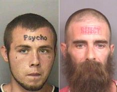 2012 hasn't been a great year for everybody! We're guessing these perps would rather just forget about the last 12 months entirely.