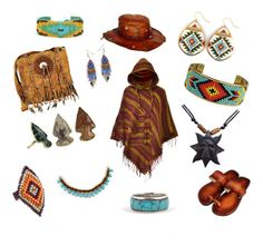 """""""South West Styles"""" by hippieshop ❤ liked on Polyvore"""