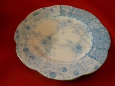 Wileman Company Pre Shelley Antique Bowl and Plate 1890 1891 Beautiful | eBay