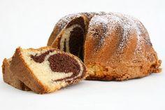 German Marble Cake / Marmorkuchen