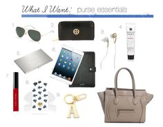 What I Want: Purse Essentials