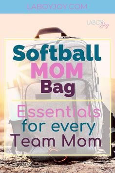 Softball Mom Bag Essentials that every Team mom, Bench Coach and Assistant Softball Coach needs to bring to the game in only one bag. Be the mom that the girls know they can go to for all the emergencies that pop up during a softball game. Softball Tournaments, Softball Drills, Softball Coach, Softball Mom, Softball Players, Baseball Mom, Fastpitch Softball, Softball Team Gifts, Softball Cheers