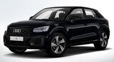 Audi Q2 all black - nice