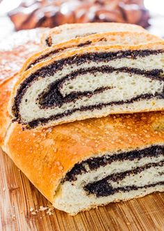Polish Poppy Seed Roll - a traditional poppy seed roll recipe that will result in the best and most delicious poppy seed roll ever!