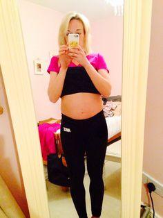 Baby Bump Week 26 - 10st 6lb