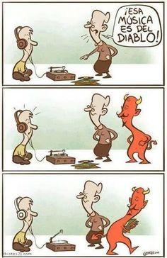 Música del diablo