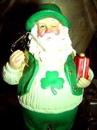very very very irish santa claus!