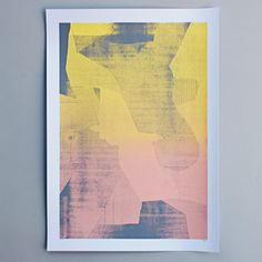 Limited Works - Hand crafted art prints — Damien Tran - Kalamitsi 02