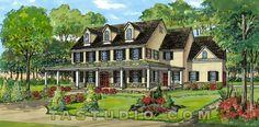 Single Family Home Rendering, Middletown, Delaware.