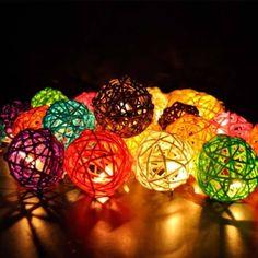 3-Meter-20-Mixed-Rattan-Ball-String-Lights-Christmas-Wedding-Party-Home-Decor