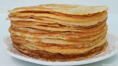 Nejchutnější palačinky na kefíru, které vždy vyjdou Kefir, Food To Make, Pancakes, Breakfast, Recipes, Morning Coffee, Pancake, Ripped Recipes