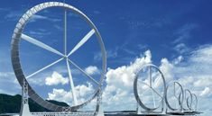 Hurricane Wind Power - Wind Turbine Design