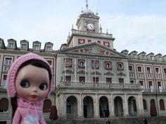 Ferrol town hall - December 2011