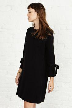 Estee Sweater Dress (Black) – Occasion – Amour Vert
