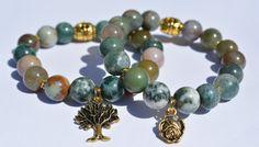 Hey, I found this really awesome Etsy listing at https://www.etsy.com/listing/290094847/jasper-bracelets-stretch-bracelets