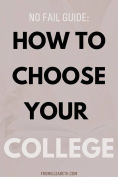 need to decide where to attend college? this is the article for you. Learn what things matter in the college decision process and how to be happy in college. If you choose the right college, your 4 years will form you into an amazing adult. There are so many things to consider when choosing a college. This breaks it all down! College Freshman Tips, College Life Hacks, College Planning, College Classes, College Fun, Law School Quotes, College Motivation, Essay Tips, College Search