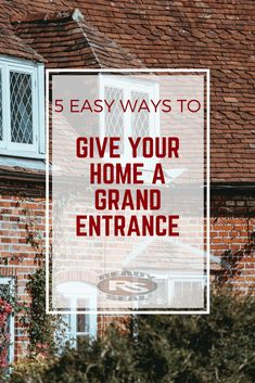 """""""No two homes are exactly alike, but there are tons of easy ways to boost any home's curb appeal by putting some extra touches on the door and its surrounding focal points."""" - Timberlane Style Blog #readyseal #renovate #woodstain #durable #easyapplication #professional #diy #stain #homeimprovements #renovate #home #projects #homeideas #trends #deck #patio #exteriordecor #remodeling #building #wood #paint #proquality Ready Seal Wood Stain & Sealer will revamp any porch, fence or wooden…"""