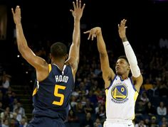 Warriors forward Draymond Green let out a loud scream in the third quarter of the Warriors 121-102 win over the Utah Jazz. The outburst wasn't a result of his own play, but an and-1 bucket…