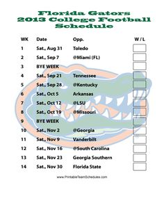 florida college football score cfb schedule