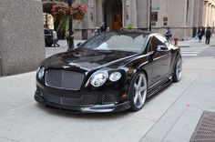 Used 2010 Bentley Continental GT Speed Speed Stock # in Chicago, IL at Bentley Gold Coast, IL's premier pre-owned luxury car dealership. Come test drive a Bentley today! Volkswagen, Bentley Gt, Black Bentley, E90 Bmw, Bentley Continental Gt Speed, Automobile, Bentley Motors, Lux Cars, Classy Cars