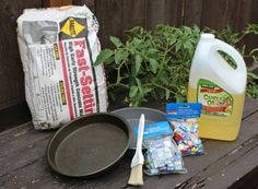 How to Make Stepping Stones supplies