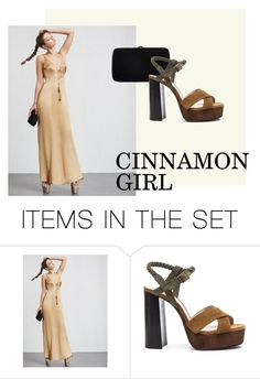 """""""cinnamon girl"""" by polyvore393 ❤ liked on Polyvore featuring art"""