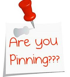Are you using #Pinterest as part of your seo, if not you should be #pinning