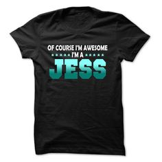 Of Course I Am ✓ Right Am JESS... - 99 Cool ⊹ Name Shirt !If you are JESS or loves one. Then this shirt is for you. Cheers !!!Of Course I Am Right Am JESS, cool JESS shirt, cute JESS shirt, awesome JESS shirt, great JESS shirt, team JESS shirt, JESS mom shirt, JESS dady shirt