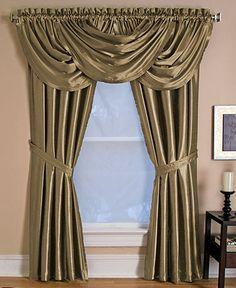 Elrene Window Treatments, Versailles Collection @Macys