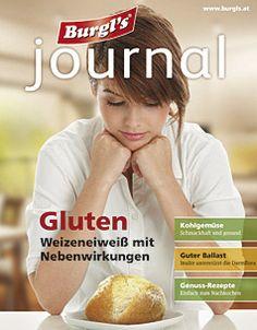 Gluten - Weizeneiweiß mit Nebenwirkungen Journal, Food And Drinks