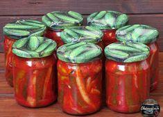Salsa, Menu, Jar, Stuffed Peppers, Vegetables, Food, Menu Board Design, Stuffed Pepper, Essen