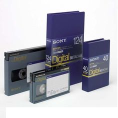 Sony Digital Betacam in oferta CONECTABIL SRL Sony, Tape, Digital, Finding Nemo, Bands, Duct Tape, Ribbon, Band, Ice